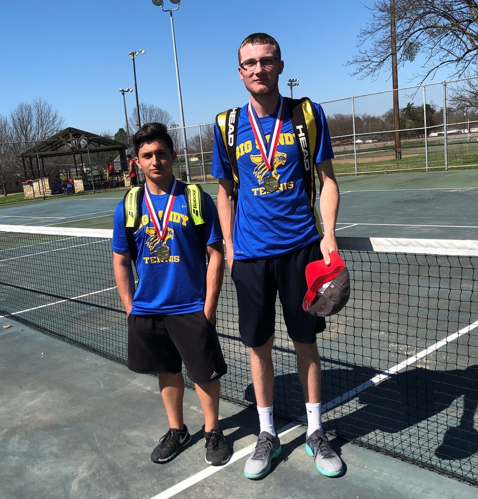 Tennis 2018 Edgewood Tournament