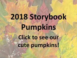 2018 Storybook Pumpkins