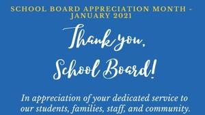 Thank you Big Sandy ISD School Board Members.