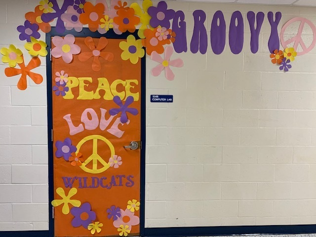 Homecoming 2020 Door Decorating Contest